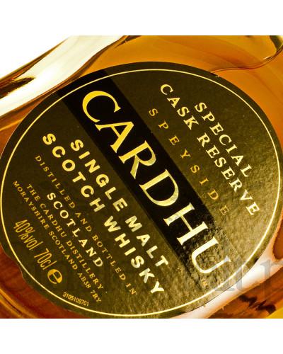Cardhu Special Cask Reserve / 40% / 0,7 l