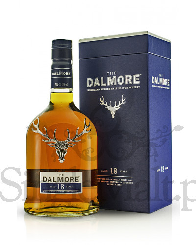 Dalmore 18 Years Old / 43% / 0,7 l
