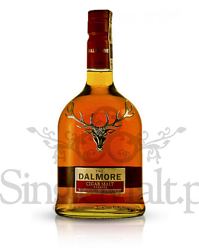 Dalmore Cigar Malt / 44% / 0,7 l