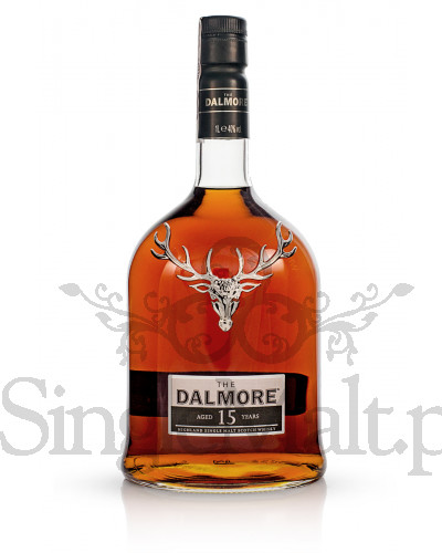 Dalmore 15 Years Old / 40% / 1,0 l