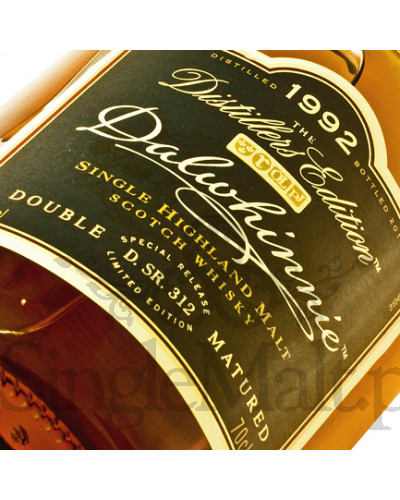 Dalwhinnie 1992 Distillers Edition / 43% / 0,7 l