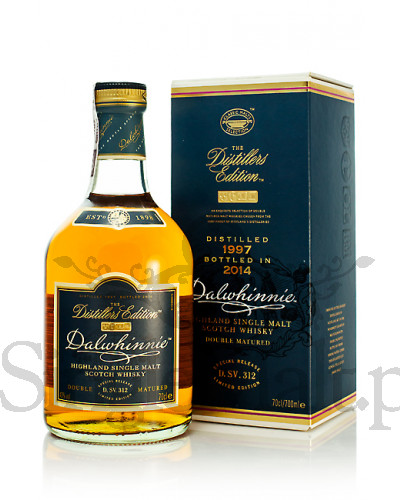 Dalwhinnie 1997 Distillers Edition / 2014 / 43% / 0,7 l