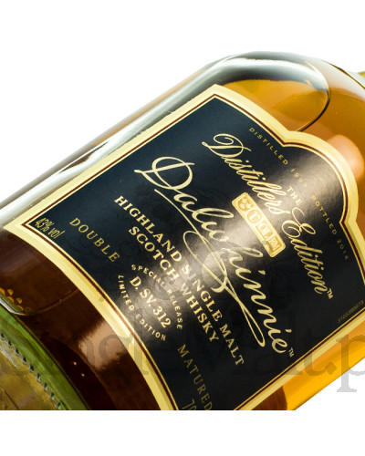 Dalwhinnie 2000 Distillers Edition / 2016 / 43% / 0,7 l