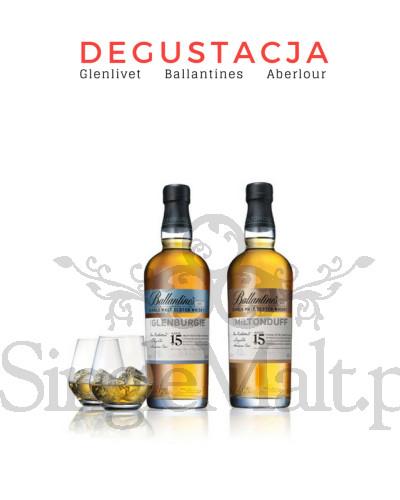 Degustacja whisky single malt