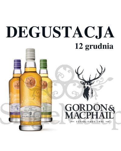 Degustacja Gordon&Macphail / Discovery