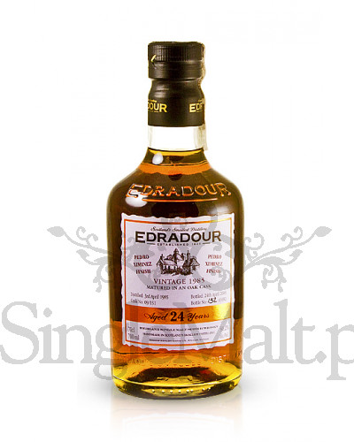 Edradour 1985 Pedro Ximenez / 24 Years Old / 50,2% / 0,7 l