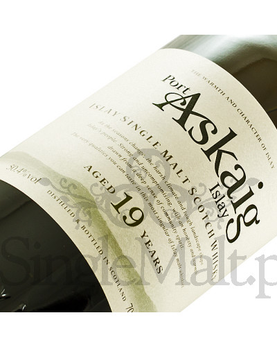 Port Askaig 19 Years Old / Speciality Drinks / 50,4% / 0,7 l