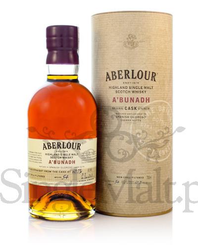 Aberlour A'bunadh (batch 65) / 59,5% / 0,7 l