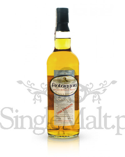 Finlaggan Cask Strength / The Original Peaty / 58% / 0,7 l