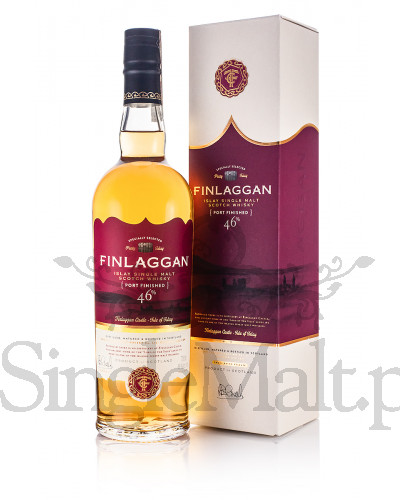 Finlaggan Port Finished / 46% / 0,7 l
