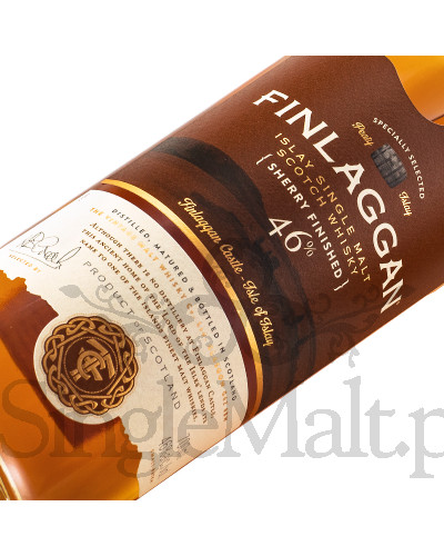 Finlaggan Sherry Finished / 46% / 0,7 l