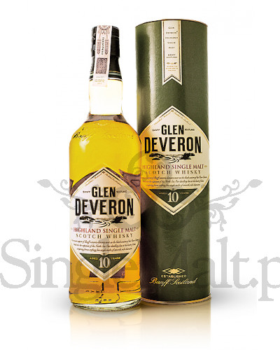 Glen Deveron 10 Years Old / 40% / 0,7 l