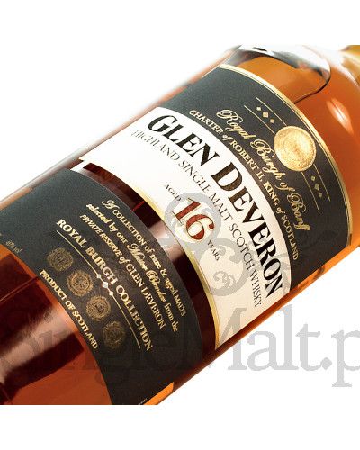 Glen Deveron 16 Years Old / 40% / 1,0 l