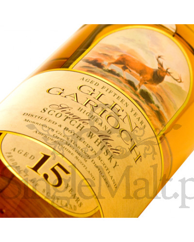 Glen Garioch 15 Years Old / 43% / 1,0 l