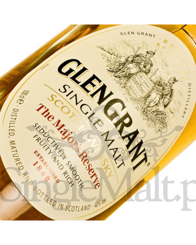 Glen Grant / The Major's Reserve / 40% / 1,0 l