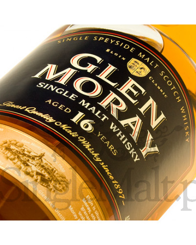 Glen Moray 16 Years Old / 40% / 0,7 l