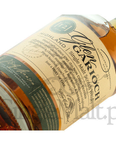 Glen Garioch 12 Years Old / 48% / 1,0 l