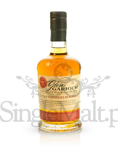 Glen Garioch 1797 Founder's Reserve / 48% / 0,7 l