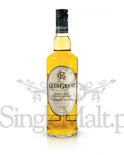 Glen Grant / The Major's Reserve / 40% / 0,7 l