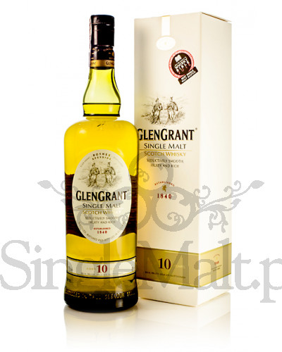 Glen Grant 10 Years Old / 40% / 1,0 l