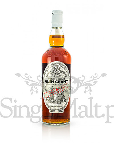 Glen Grant 50 Years Old / Gordon & Macphail / 40% / 0,7 l