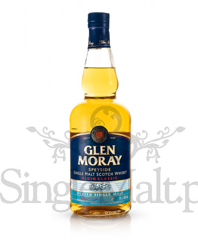 Glen Moray Classic / Peated / 40% / 0,7 l