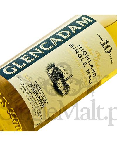 Glencadam 10 Years Old / 46% / 0,7 l