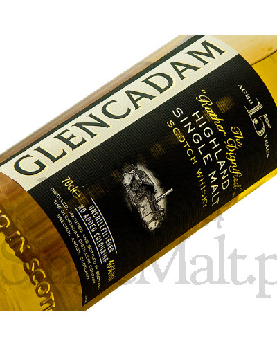 Glencadam 15 Years Old / 46% / 0,7 l