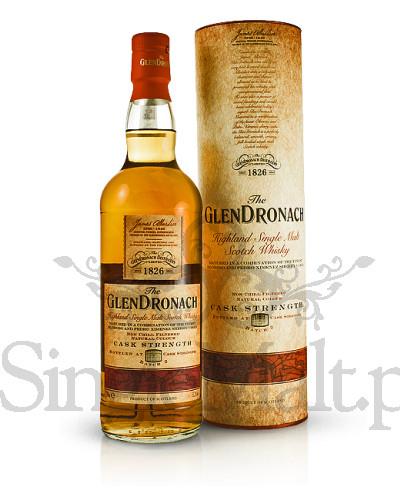 GlenDronach Cask Strength (batch 2) / 55,2% / 0,7 l