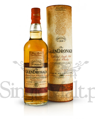 GlenDronach Cask Strength (batch 3) / 54,9% / 0,7 l