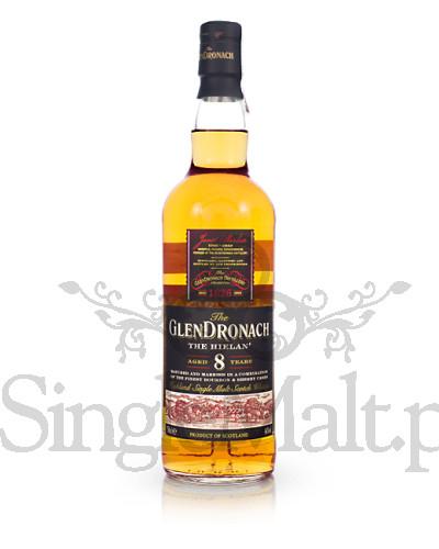 GlenDronach 8 Years Old Hielan / 46% / 0,7 l