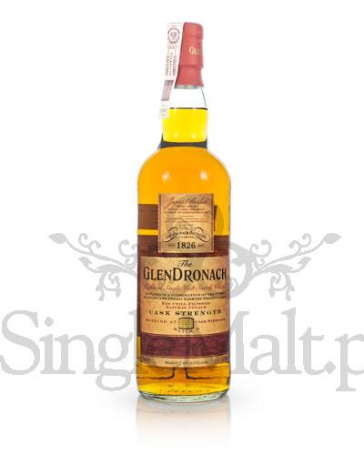 GlenDronach Cask Strength (batch 5) / 55,3% / 0,7 l
