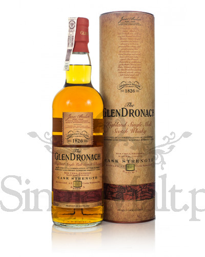 GlenDronach Cask Strength (batch 6) / 56,1% / 0,7 l