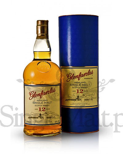Glenfarclas 12 Years Old / 43% / 1,0 l
