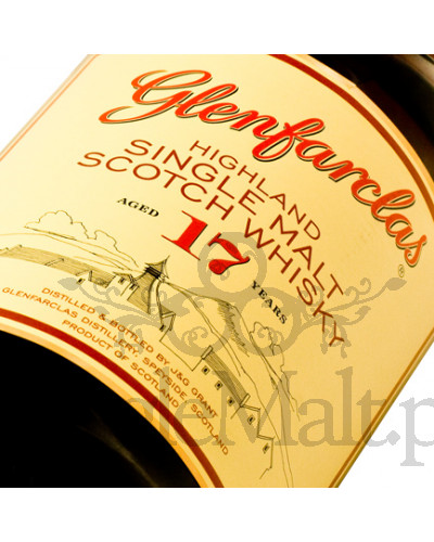 Glenfarclas 17 Years Old / 43% / 0,7 l