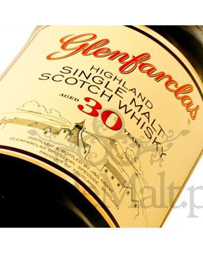 Glenfarclas 30 Years Old / 43% / 0,7 l