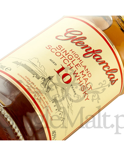 Glenfarclas 10 Years Old / 40% / 0,7 l
