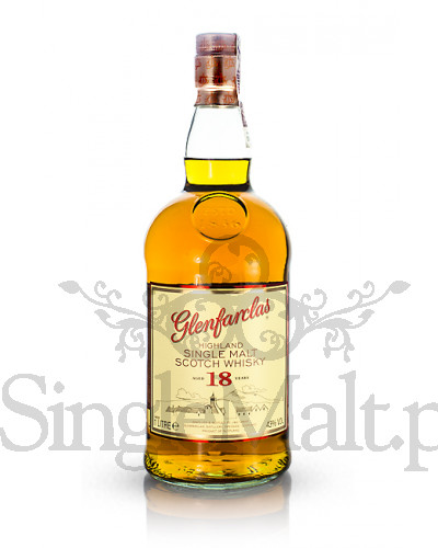 Glenfarclas 18 Years Old / 43% / 1,0 l