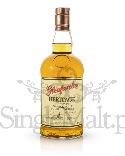Glenfarclas Heritage / 40% / 0,7 l