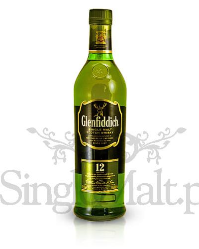 Glenfiddich 12 Years Old (etui trail) / 40% / 0,7 l
