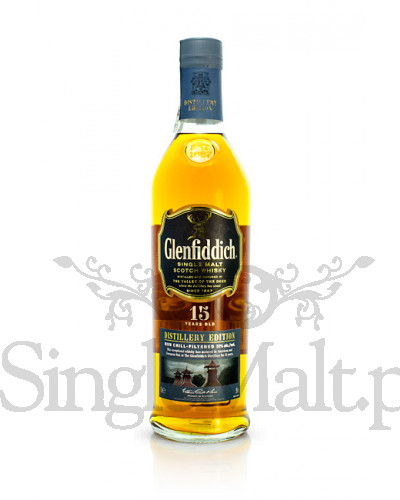 Glenfiddich 15 Years Old Distillery Edition / 51% / 1,0 l