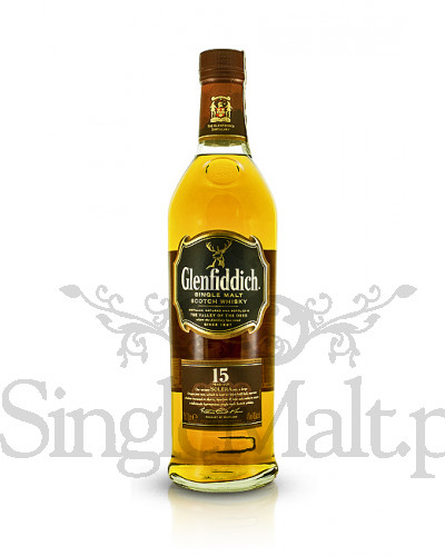 Glenfiddich 15 Years Old / Explorer pack / 40% / 0,7 l
