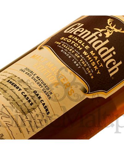 Glenfiddich Malt Master's Edition / 43% / 0,7 l