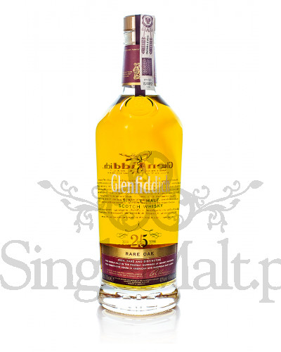 Glenfiddich 25 Years Old / 43% / 0,7 l