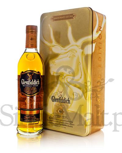 Glenfiddich 125th Anniversary Edition / 43% / 0,7 l
