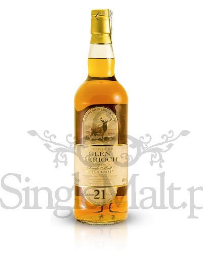 Glen Garioch 21 Years Old / 40% / 0,7 l