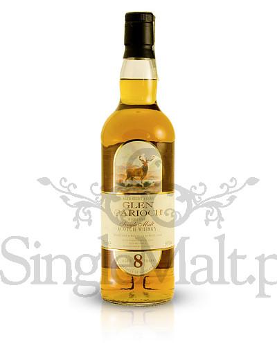 Glen Garioch 8 Years Old / 40% / 0,7 l