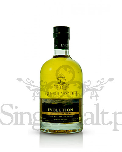 Glenglassaugh Evolution / 57,2% / 0,7 l
