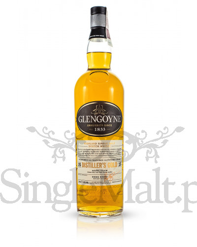 Glengoyne 15 Years Old / Distillers Gold / 43% / 1,0 l