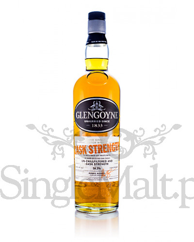 Glengoyne Cask Strength (batch 004) / 58,8% / 0,7 l